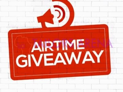 Airtime Give Away