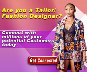 Are you A Tailor or Fashion Designer connect with your Customers