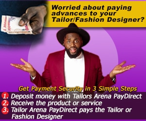 Tailors Arena PayDirect