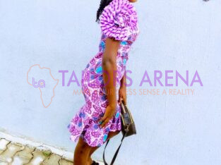 owanbe gown