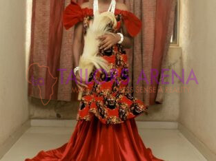 Women's traditional gown