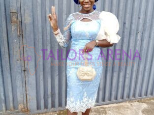 Owanbe outfit
