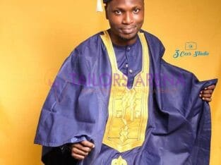 agbada for the main men